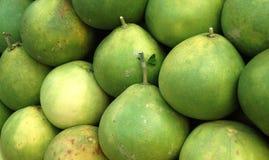 柚 免版税库存照片