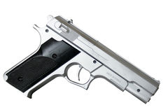 игрушка пушки Стоковые Фотографии RF