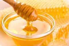 φρέσκο μέλι Στοκ φωτογραφίες με δικαίωμα ελεύθερης χρήσης