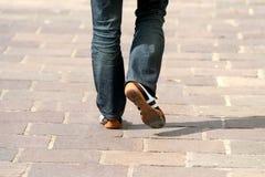 περπάτημα οδών Στοκ εικόνες με δικαίωμα ελεύθερης χρήσης
