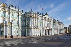 квадрат дворца Стоковое Изображение RF