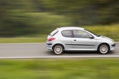 автомобиль быстроподвижный Стоковые Изображения RF