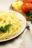 макаронные изделия сыра Стоковое Изображение RF