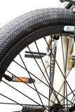 自行车零件 免版税库存照片