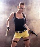 пушка Стоковое Фото
