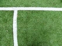 橄榄球球场 库存照片