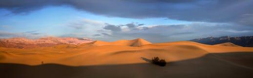 долина национального парка смерти Стоковые Фотографии RF