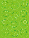 κύκλοι ανασκόπησης Στοκ φωτογραφία με δικαίωμα ελεύθερης χρήσης