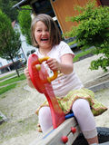 παιδική χαρά Στοκ Φωτογραφία