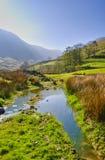 地区英国湖公园 免版税库存图片
