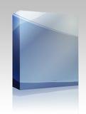 抽象配件箱程序包墙纸 库存图片