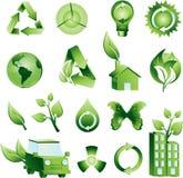 περιβάλλον πράσινο Στοκ Εικόνα
