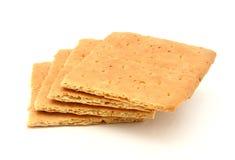 薄脆饼干每格雷姆被堆积的其他 库存图片