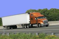 大卡车 库存图片