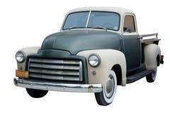 классицистический грузовой пикап Стоковое Изображение RF