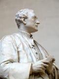 艾萨克・牛顿先生雕象 免版税图库摄影