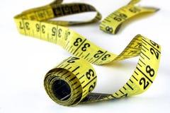 измеряя инструмент Стоковые Изображения RF