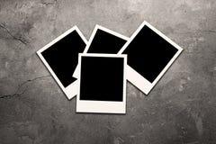 灰色照片墙壁 库存照片