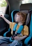 παιδί αυτοκινήτων Στοκ Φωτογραφία