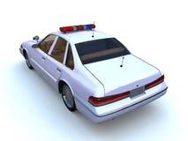 αστυνομία αυτοκινήτων Στοκ Εικόνα