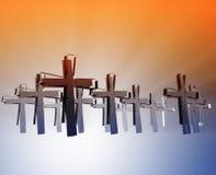 信念损失宗教信仰 免版税库存图片