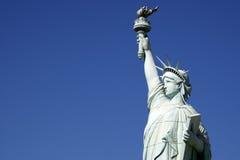 自由指明团结的雕象 免版税库存图片