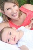 οικογενειακή μητέρα παιδιών Στοκ εικόνες με δικαίωμα ελεύθερης χρήσης