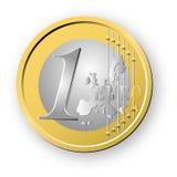 евро Стоковое Изображение RF