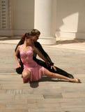 耦合跳舞 免版税库存图片