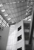 复杂现代办公室 免版税库存图片