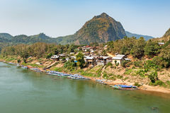 Nong Khiao, Laos Royalty Free Stock Photo