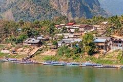 Nong Khiao, Laos Royalty Free Stock Image