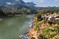Nong Khiao, Laos Royalty Free Stock Photography