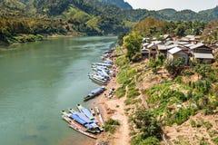Nong Khiao, Laos Stock Photography