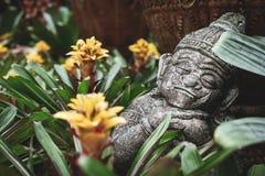 Керамика в парке Мадам Nong Nooch стоковые изображения
