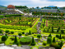 Nong Nooch Garden Royalty Free Stock Photo