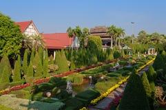 Nong Nooch Garden Royalty Free Stock Photos