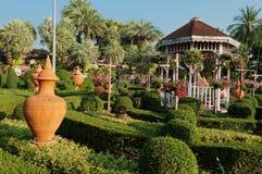Nong Nooch Garden Stock Images