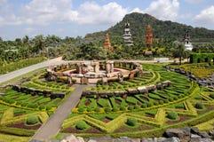 nong nooch park Thailand Zdjęcia Stock