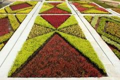 Nong Nooch Tropical Garden Stock Photo