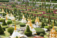 Free Nong Nooch Tropical Garden Stock Photo - 39130790