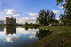 Nong Prajak Public Park Stockbilder