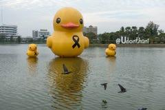 Nong Prajak Public Park (Udon Thani, Thaïlande), point de repère en Udon photos libres de droits