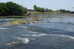 Nong Wai Dam. In Khon Kaen, Thailand Stock Image