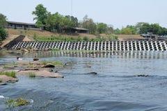 Nong Wai Dam. In Khon Kaen, Thailand Stock Images