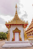 Nong wang Wat, тайский висок Стоковая Фотография RF