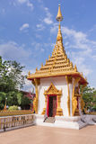 Nong wang Wat, тайский висок Стоковое Изображение RF