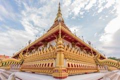 Nong wang Wat, тайский висок Стоковые Фотографии RF