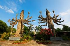Nongkhai, Ταϊλάνδη Στοκ Εικόνα