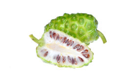 Noni Indian Mulberry fruit Royalty Free Stock Images